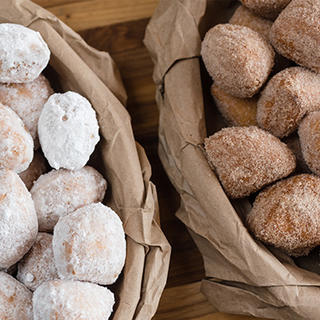 Quick and Easy Donut Bites image