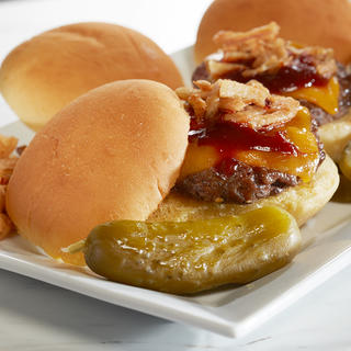 Related recipe - Air Fryer Mini BBQ Burger Sliders