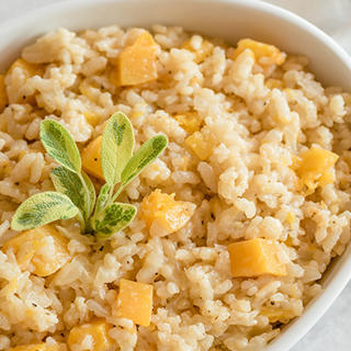 Related recipe - Butternut Squash Risotto