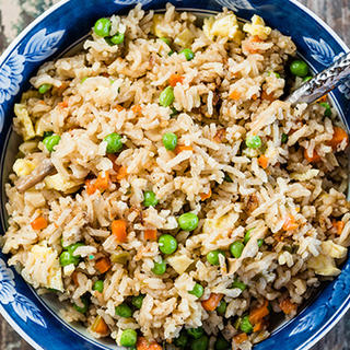 Easy Fried Rice image
