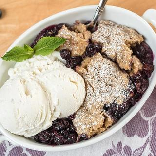 Related recipe - Slow Cooker Blueberry Cobbler