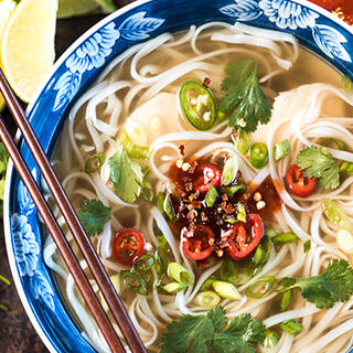 Slow Cooker Chicken Pho image