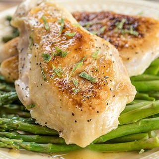 Related recipe - Sous Vide Chicken with Asparagus and Brown Butter