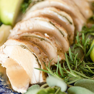 Related recipe - Apple Herb Roasted Turkey and Turkey Breast