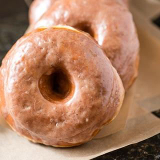 Apple Cider Glazed Doughnuts image
