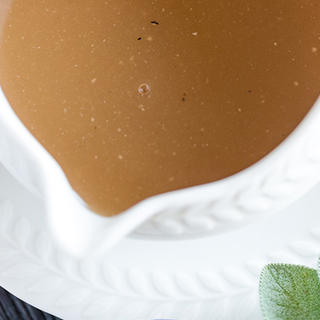 Apple Cider Turkey Gravy image