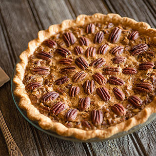 Chocolate Bourbon Pecan Pie image