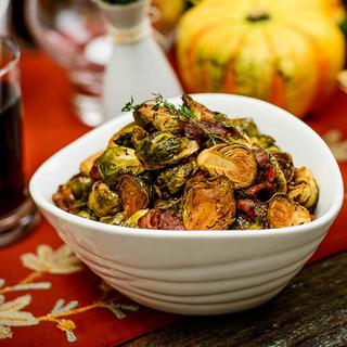 Related recipe - Glazed Brussels Sprouts with Bacon
