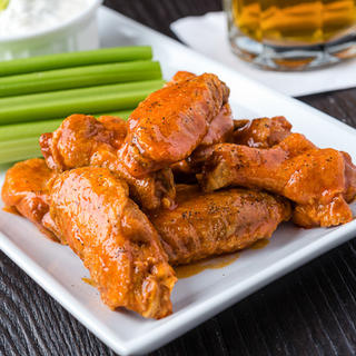 Buffalo Chicken Wings image