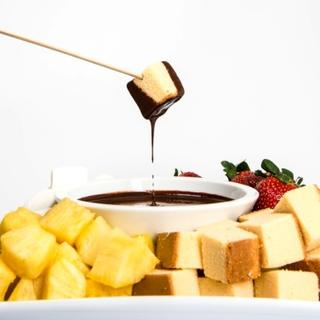 Slow Cooker Chocolate Fondue image