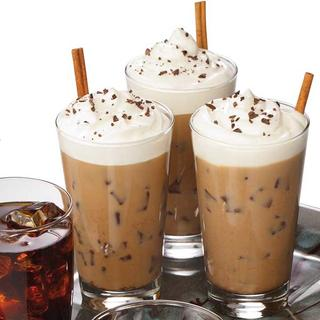 Cinnamon Mocha Iced Coffee