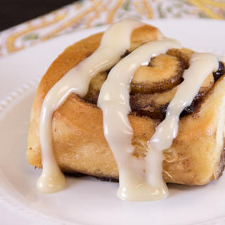 Cinnamon Raisin Buns image