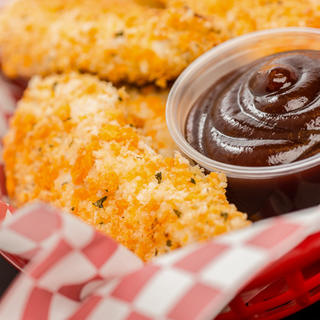 Crunchy Baked Chicken Tenders image