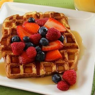 French Toast Waffles image