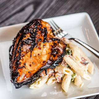 Grilled Bourbon Chicken image