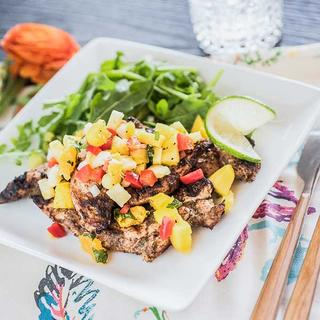 Jerk Chicken image