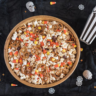 Related recipe - Caramel Candy Corn Popcorn Mix