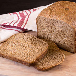 High-Fiber Bran Loaf for 1.5 lb Breadmaker image