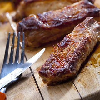 Honey Roasted Spareribs image