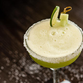 Honeydew Lime Margarita image