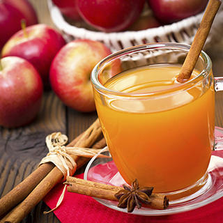Slow Cooker Mulled, Spiced & Spiked Apple Cider image