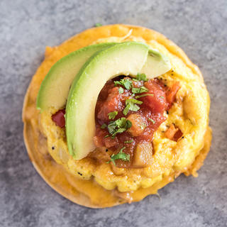 Related recipe - Breakfast Sandwich Maker Huevos Rancheros