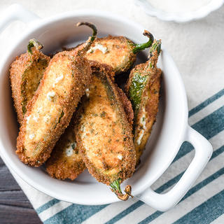 Related recipe - Jalapeño Poppers
