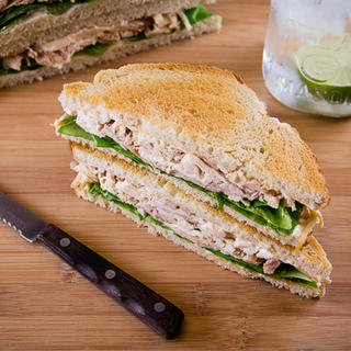 Shredded Chicken Sandwich image