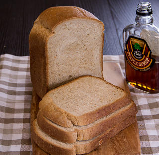 Maple Wheat Bread for 2-lb. Loaf Breadmaker image