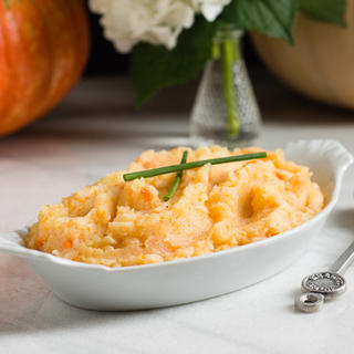 Root Vegetable Mashed Potatoes