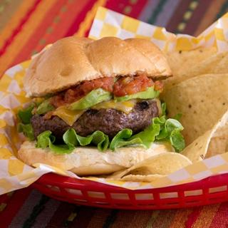 Mexican Burgers image