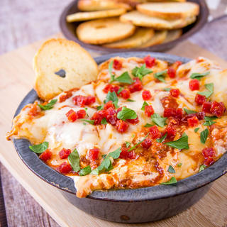 Slow Cooker New York Pizza Dip image