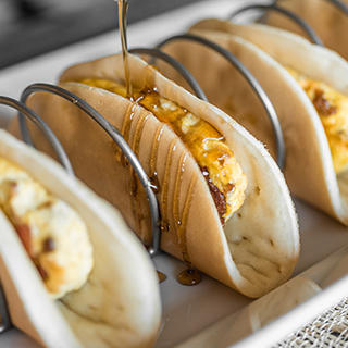 Related recipe - Pancake Breakfast Taco