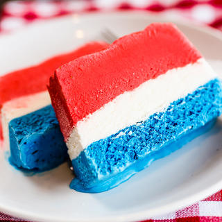 Related recipe - Patriotic Neapolitan Ice Cream