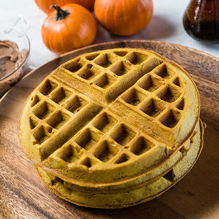 Related recipe - Pumpkin Spice Waffles