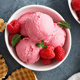 Related recipe - Raspberry Ice Cream