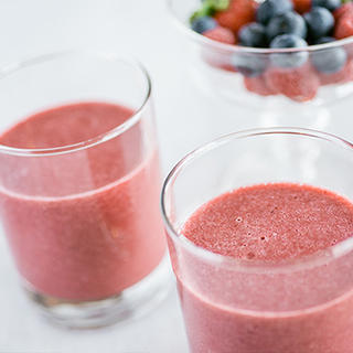 Revitalizing Berry Juice image
