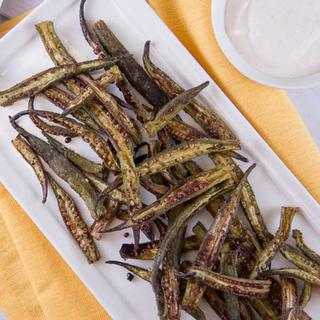 Related recipe - Cajun Roasted Okra