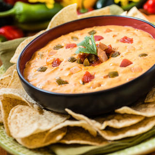 Slow Cooker Salsa Con Queso image