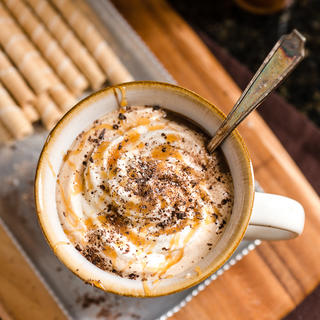 Related recipe - Salted Caramel Mocha Coffee
