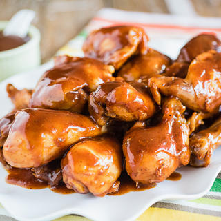 Related recipe - Slow Cooker 3-Ingredient Barbecue Chicken