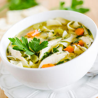 Slow Cooker Chicken Noodle Soup image