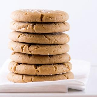 Soft Peanut Butter Cookies image