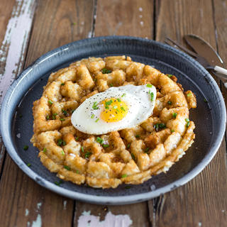 Related recipe - Tater Tot Waffles