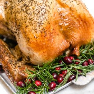 Quick Roast Turkey image