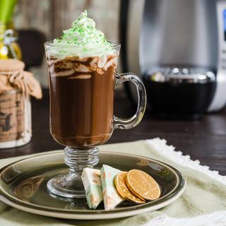 Related recipe - St. Patrick's Day Torani® Mocha Coffee
