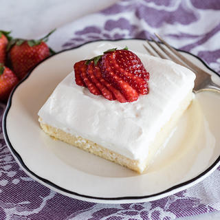 Related recipe - Tres Leches Cake